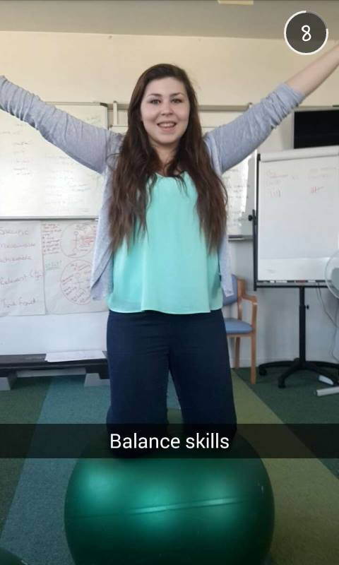Bath - Balance Skills